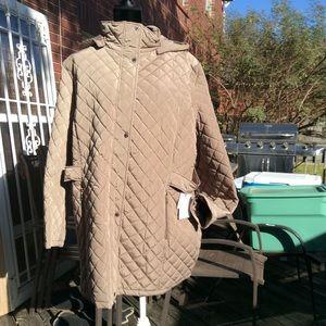 NWT Calvin Klein Puffer Coat NWT